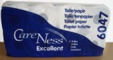 CareNess Soft Touch Toiletpapir 72 rl.